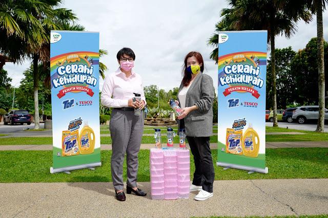 Kempen 'Cerahi Kehidupan Bersama TOP' Bantu 420 Pelajar Orang Asli Hasil Sumbangan Rakyat Malaysia