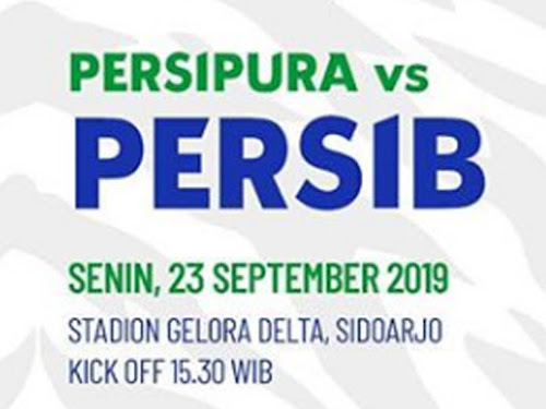 Persipura VS Persib 23 September 2019