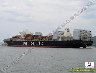 MSC Algeciras