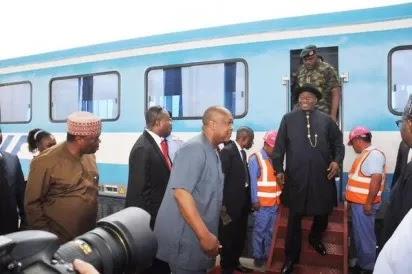 Train - Abuja railway