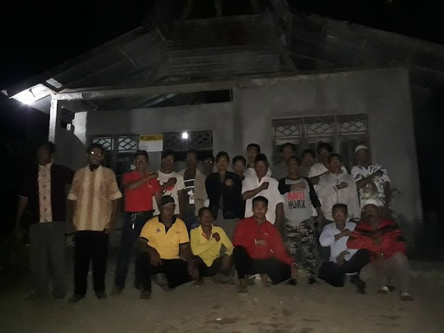 Fraksi Golkar Sosialisasikan NH-AZIZ Di Desa Lakawali Kecamatan Malili Kabupaten Lutim