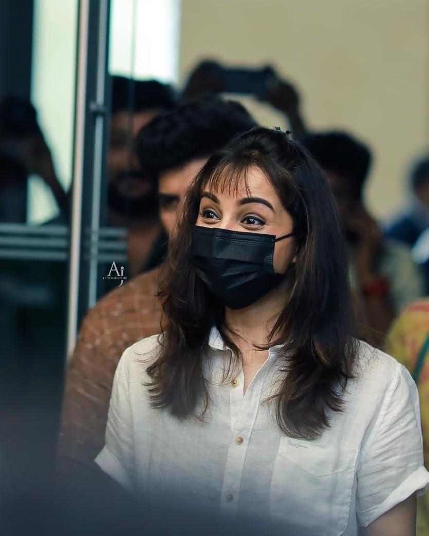 South Indian Actress Manju Warrier Photos
