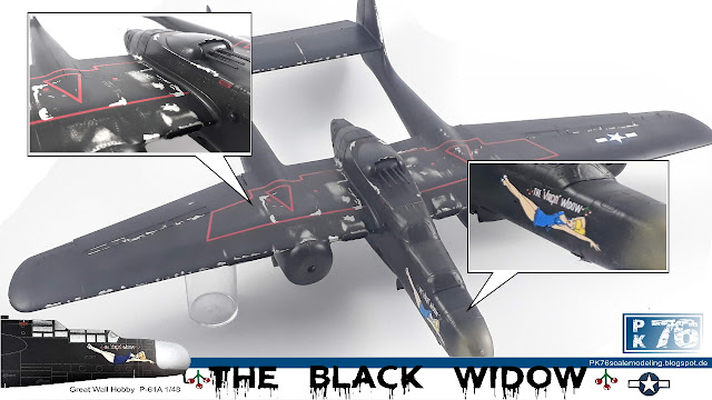 Great Wall Hobby P-61 Virgin Widow