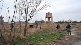 """الدفاع التركية: بدأ إمدادات الكهرباء إلى المنازل في """"تل أبيض""""و """"راس العين"""" السوريتين(بيان)"""