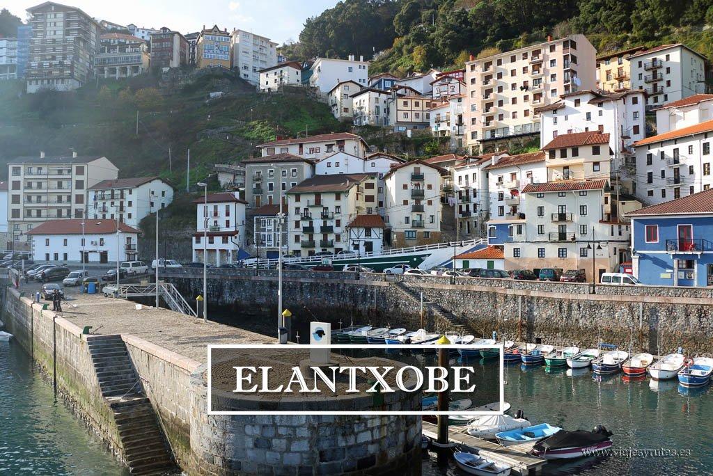 Elantxobe, uno de los pueblos mas bonitos de Bizkaia
