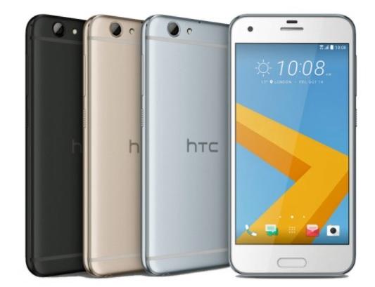 Harga HP HTC One A9s Tahun 2017 Lengkap Dengan Spesifikasi, Finger Print Sensor, Kamera 13 MP, Memori Internal 32 GB/ 64GB