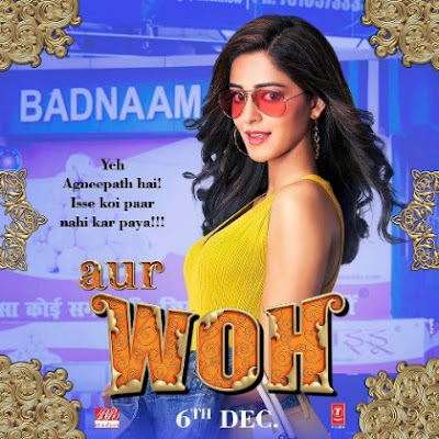 Pati Patni Aur Woh Movie 2019 All Star Cast First Look Revealed