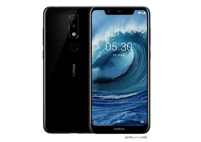 Nokia 5.1 Plus (Nokia X5) Specs