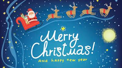 happy christmas saying