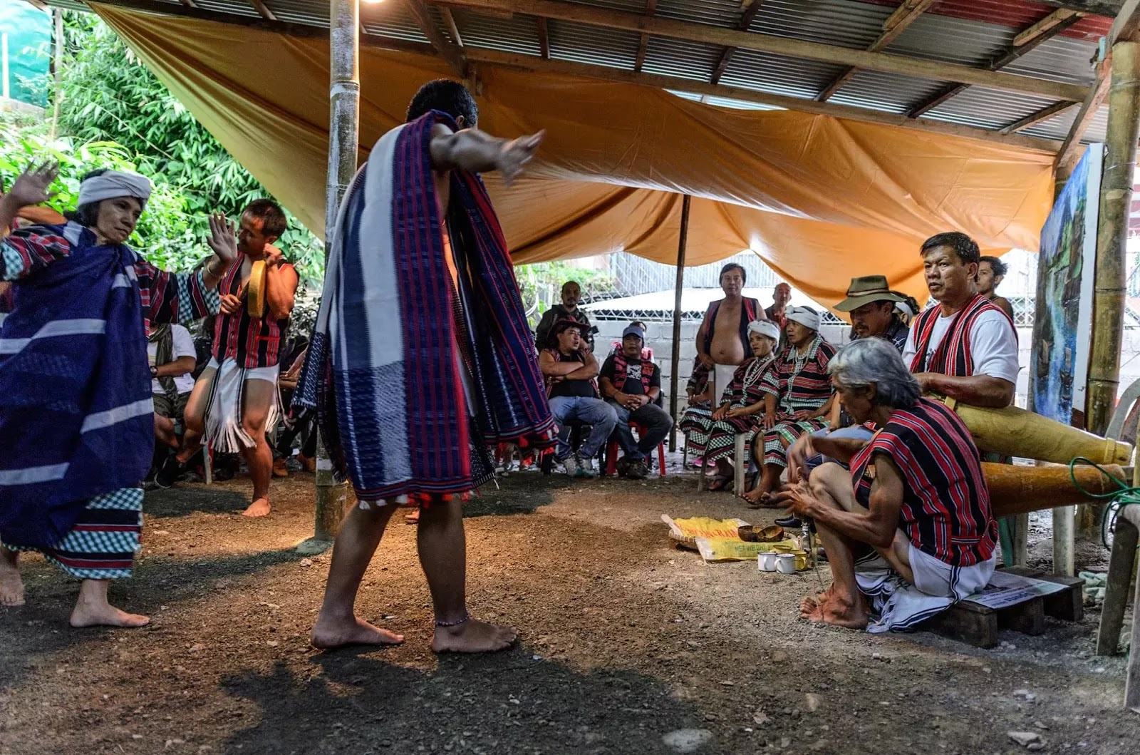 8th Tam-awan International Arts Festival Closing Ceremonies Let Us Dance
