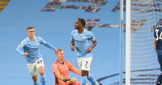 Manchester City vs Arsenal – Highlights