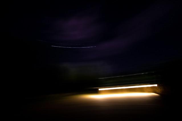 Cielo stellato di notte