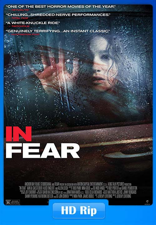 In Fear 2013 720p BluRay x264 | 480p 300MB 100MB HEVC Poster