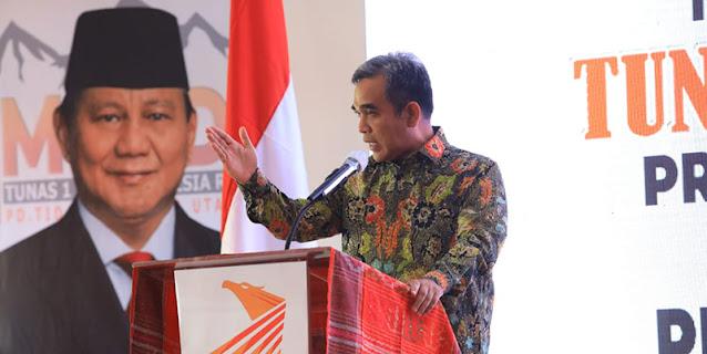 Ahmad Muzani: Kader Gerindra Harus Berjuang untuk Rakyat, Bukan Atas Nama Rakyat