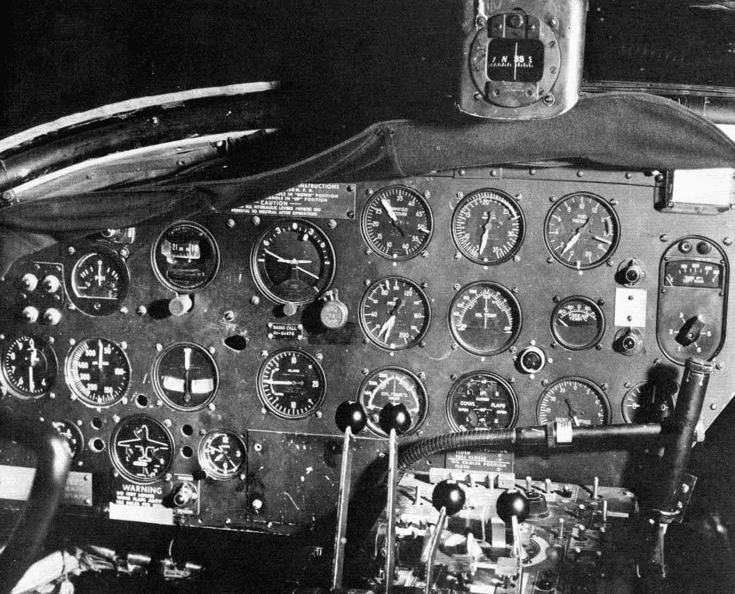 My Homebuilt Cockpit Le B 26 De Meria