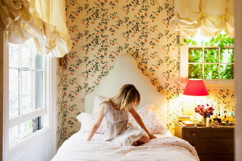 Rita Konig at home in Manhattan via The Selby. Smudgeness London Lifestyle Blog.