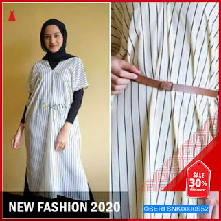 SNK0090S52 Stripe Edition Tunik BMGShop