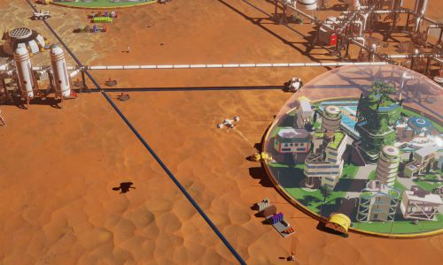 Download Surviving Mars Kuiper PC Game Full Version Free