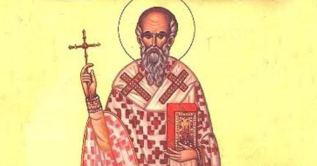 Santo Paphnutius