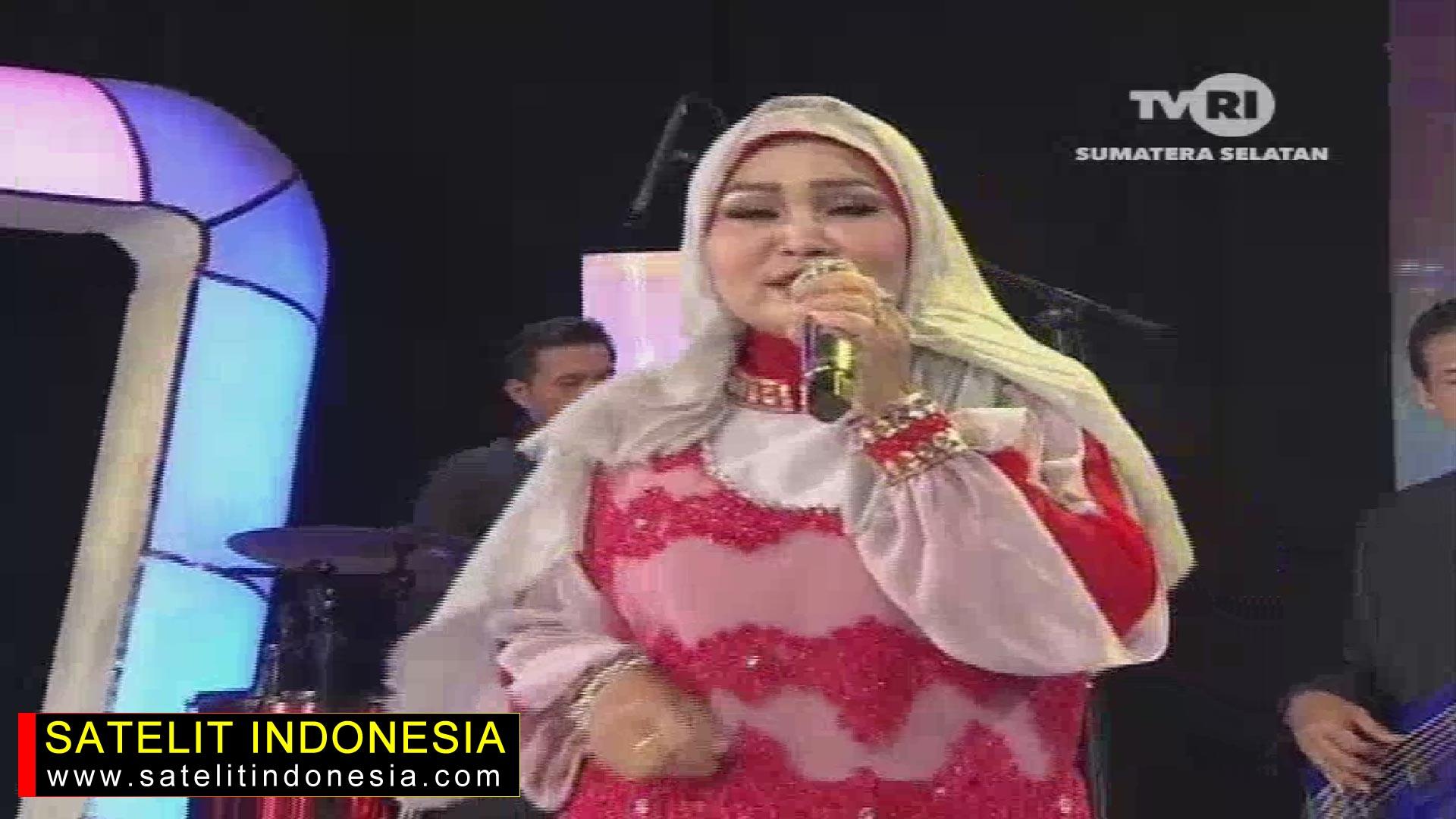 Frekuensi siaran TVRI Sumatera Selatan di satelit Telkom 4 Terbaru