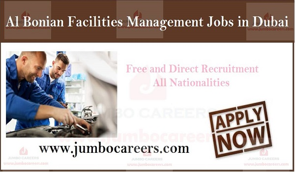 Dubai latest job openings, Current vacancies gulf countries,