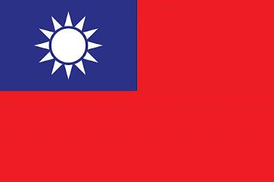 Bendera Taiwan
