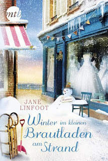 Winter in kleinen Brautladen am Strand ; Jane Linfoot ; mtb