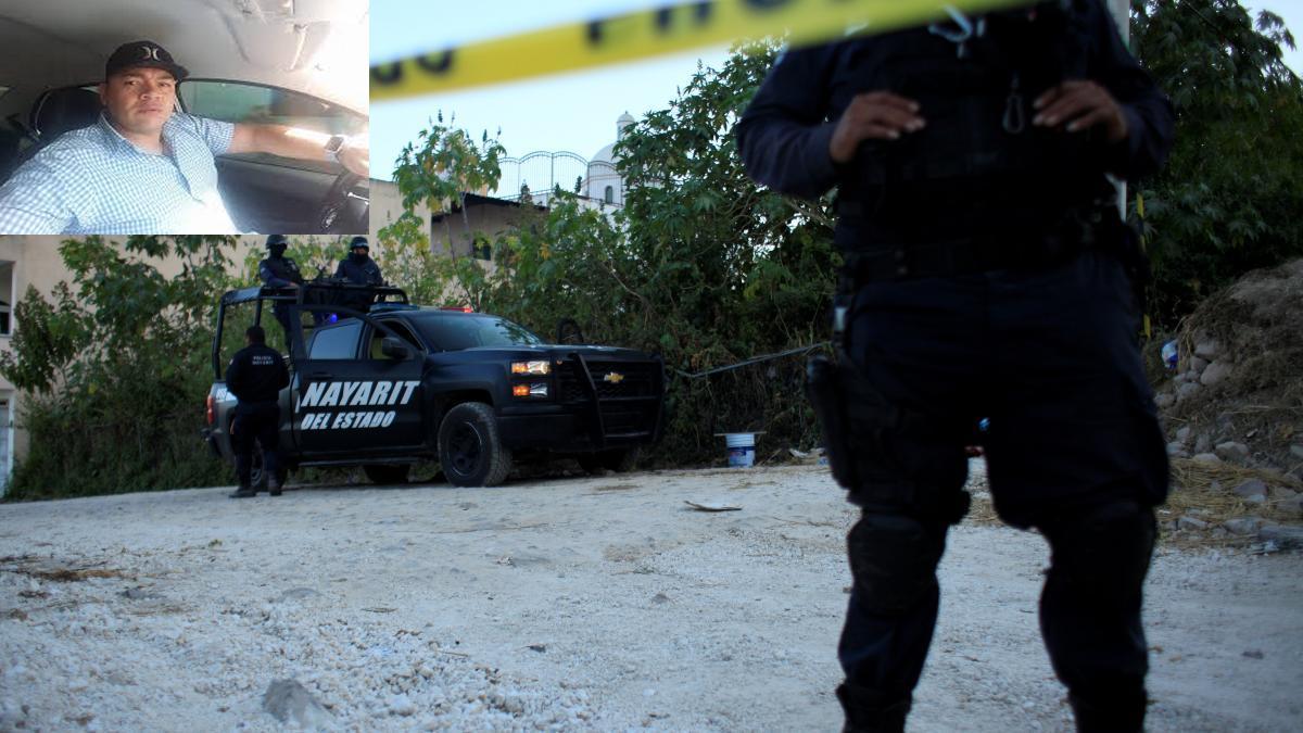 """Levantan"" torturan y ejecutan  a Ex - Director de Seguridad Pública de Ruiz, Nayarit"