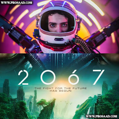 2067 (2020) time travel based movie