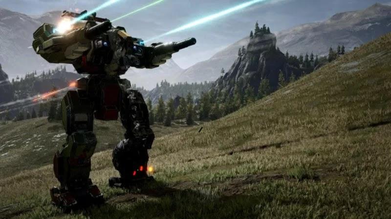 Mechwarrior 5 arrives in the spring of 2021