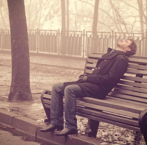 Quero ficar sozinho!