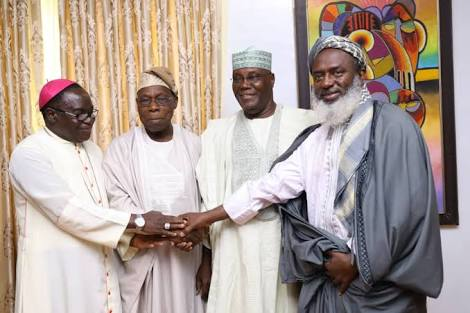 Kukah: How I Convinced Obasanjo To End Feud With Atiku