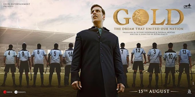Trailer - Akshay Kumar's GOLD set again to raise the patriotism on this 15th August