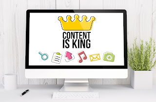 Computer Words on Screen Content is King