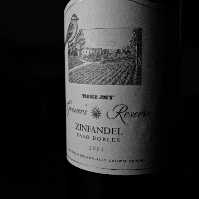 Grower's Reserve Zinfandel: photo by Cliff Hutson