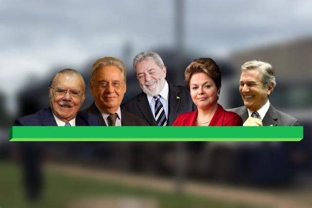 Honda Civic 2020 para FHC, Lula, Dilma, Collor e Sarney