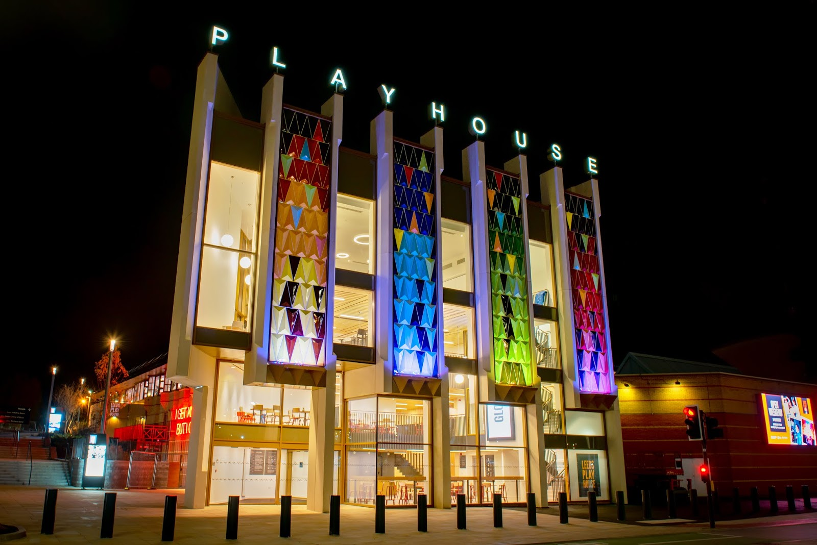 A Look Inside The Leeds Playhouse | Accessibility & Inclusion | AD
