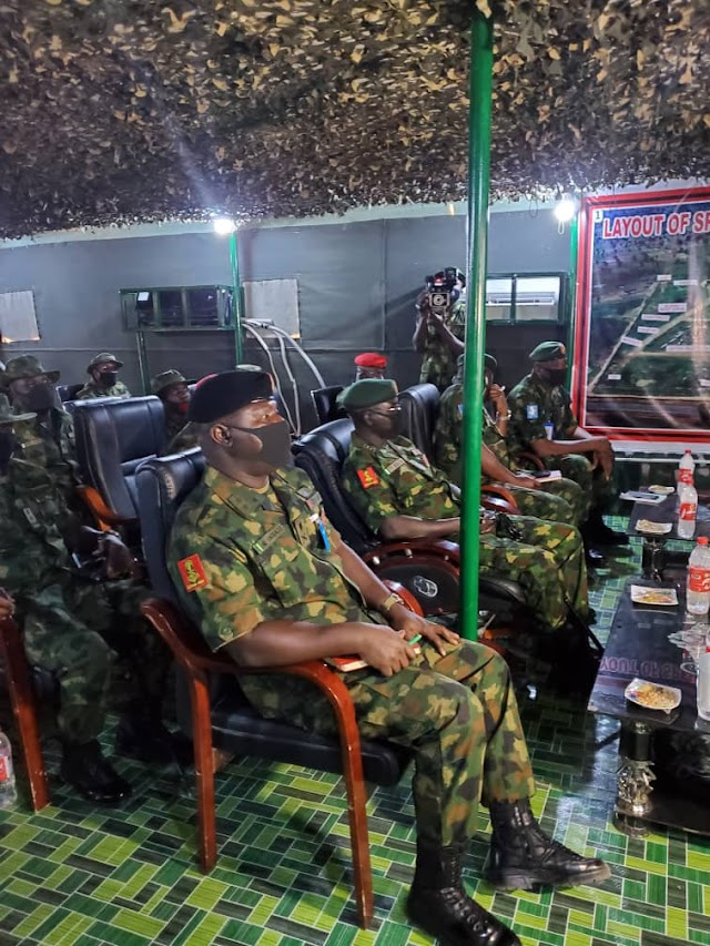 BANDITRY: GENERAL BURATAI CHARGES ARMY TO REMAIN IN WAR MODE, EXTENDS OP SAHEL SANITY TO MARCH 2021