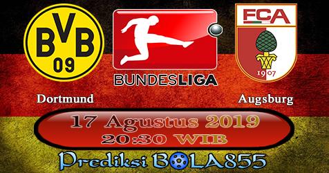 Prediksi Bola855 Dortmund vs Augsburg 17 Agustus 2019