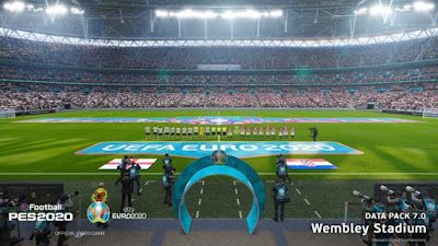 PES 2020 Extracted Stadiums DLC 7.0