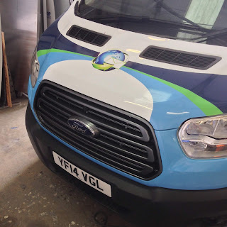 Vehicle wraps - signcraft.co.uk