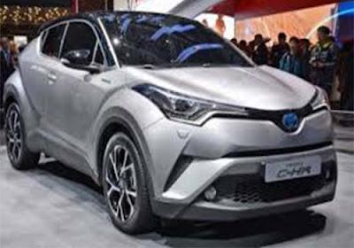 Mobil Modern dan Sporty Toyota CHR Untuk Keluarga