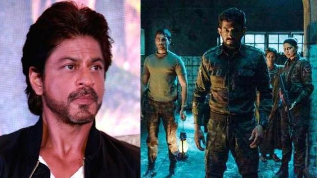 शाहरुख खान की वेब सीरीज बेताल पर लगा कहानी चुराने का आरोप, जानें क्या है पूरा मामला