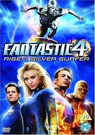 Cei patru fantastici – Ascensiunea lui Silver Surfer 2007