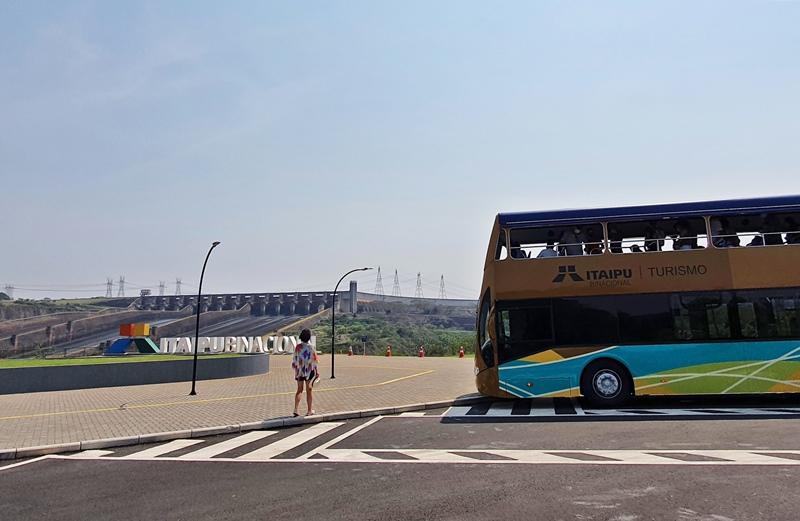 Passeio Panorâmico Itaipu