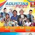 Veja a programação do Adustina Fest 2017