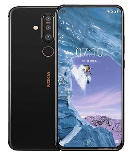 HP Nokia X71 Harga Dan Spesifikasinya
