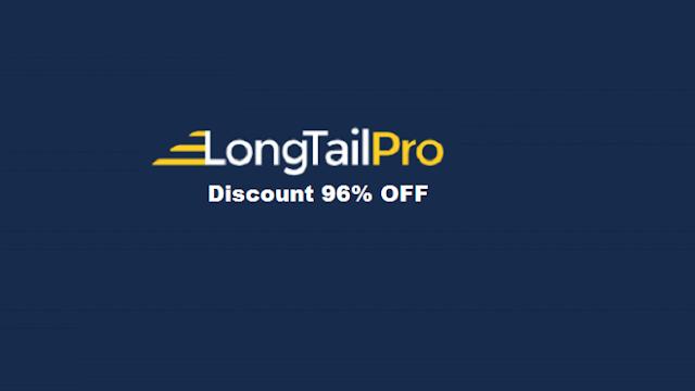 LongTailPro Discount coupon