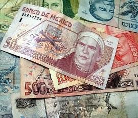 Equivalencia Del Peso Mexicano