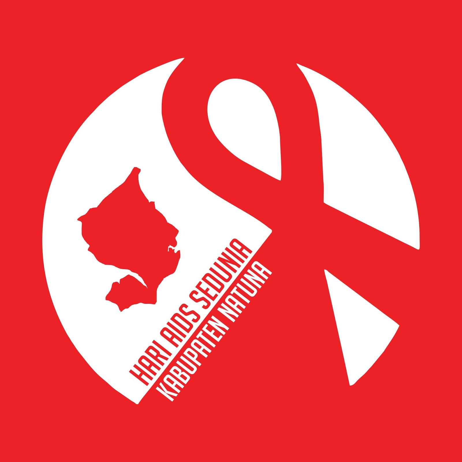 Desain Hari Aids Sedunia Kabupaten Natuna 2016